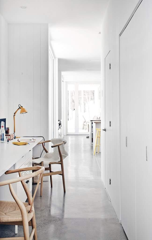 Maison BLUE HILLS par La SHED Architecture (Canada)