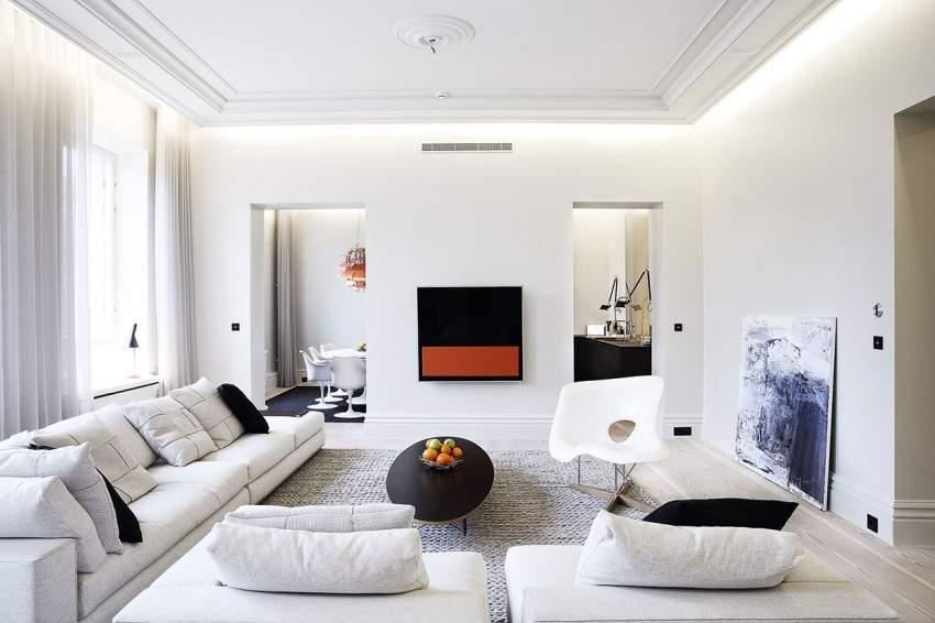 Appartement Bulevardi 1 par le studio SAUKKONEN