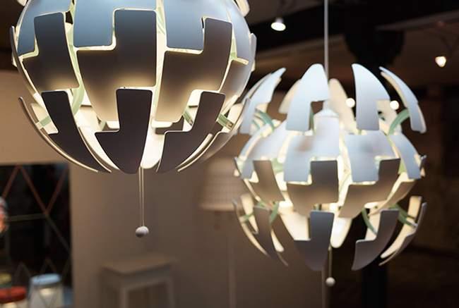 suspension ikea ps 2014 par david wahl deco design blog design magazine d coration. Black Bedroom Furniture Sets. Home Design Ideas