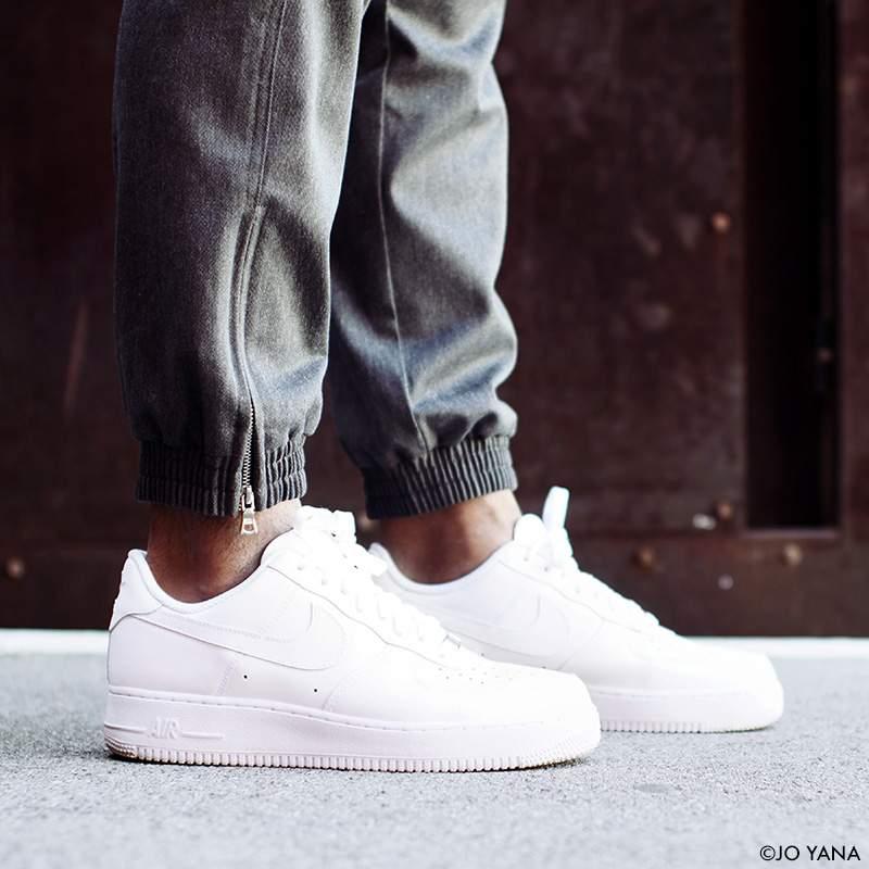 AIR FORCE 1 white/white