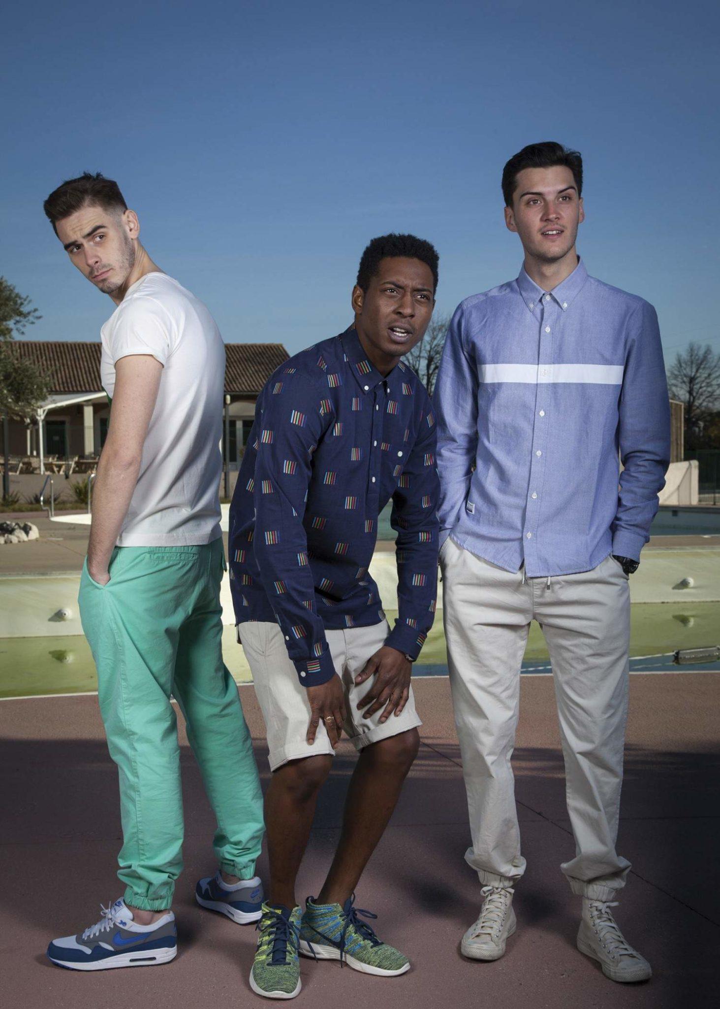SIXPACK FRANCE – Lookbooks Spring/Summer 2014