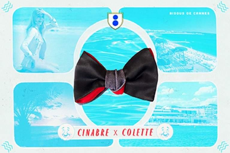 Cinabre x colette_carte Cannes bleue