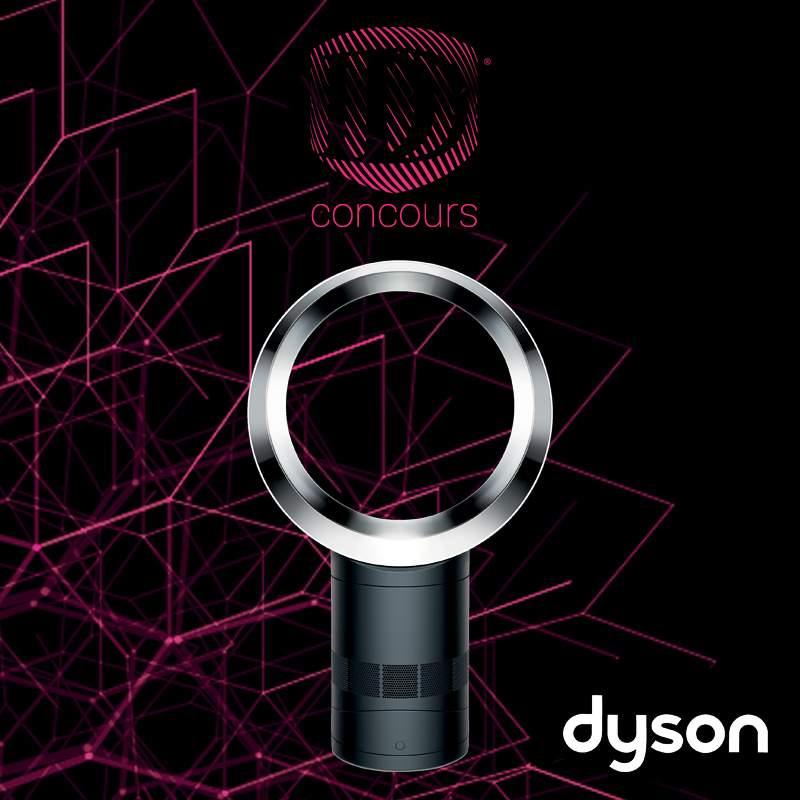 concours deco-design dyson