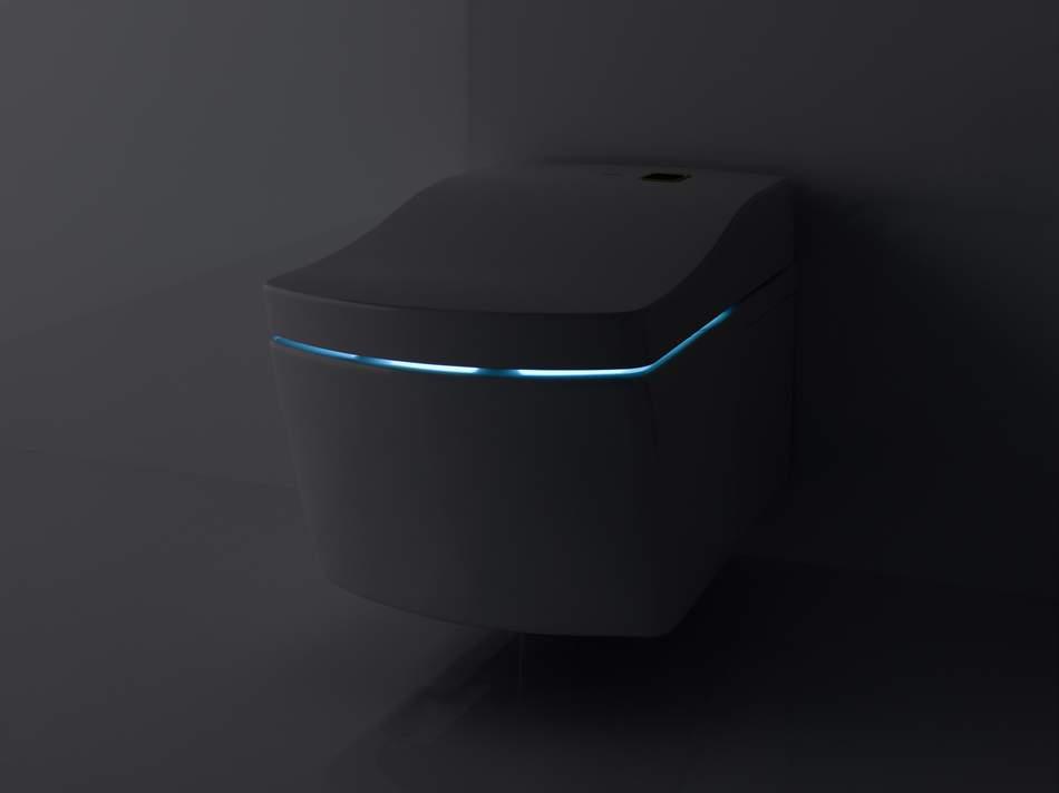 toilette design neorest ac washlet par toto deco design. Black Bedroom Furniture Sets. Home Design Ideas