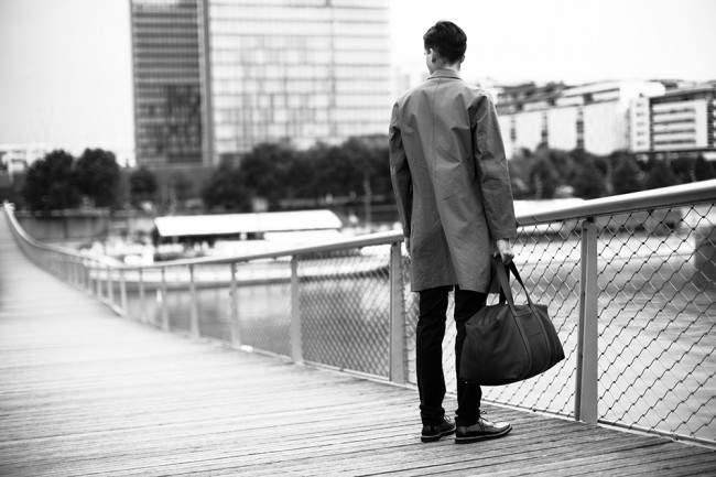 HARKER - Lookbook Fall/Winter 2014 DF01
