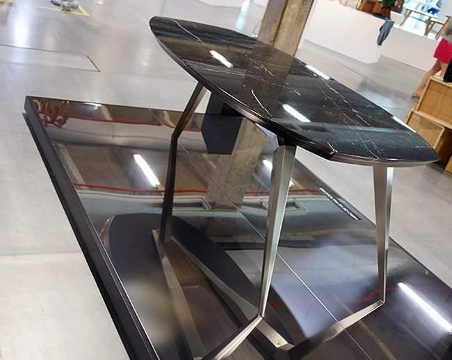 Table DOLMEN par le O STUDIO – #PDW14