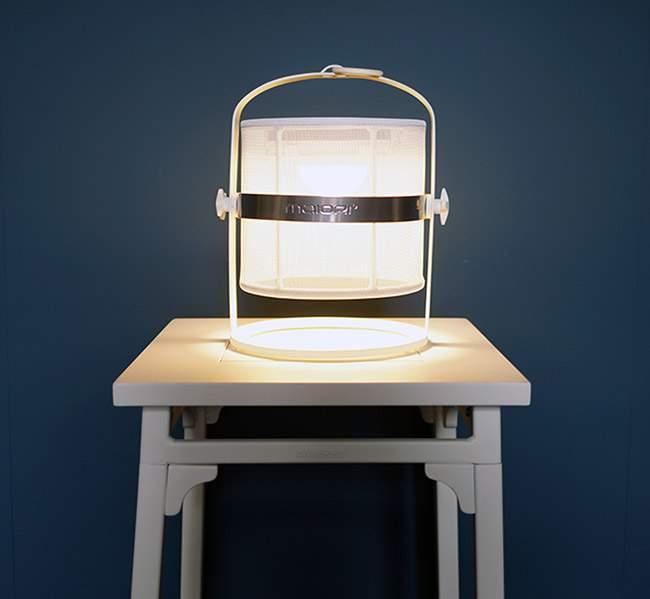la lampe maiori mo14 jo yana. Black Bedroom Furniture Sets. Home Design Ideas