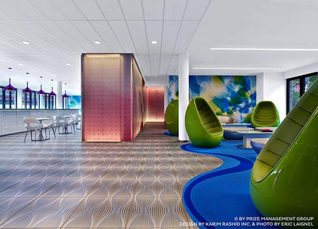 Prizeotel hamburg city par karim rashid deco design for Designhotel prizeotel hamburg city