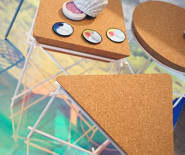 Tables BASIL par Arthur LEITNER x PETITE FRITURE – #MO14