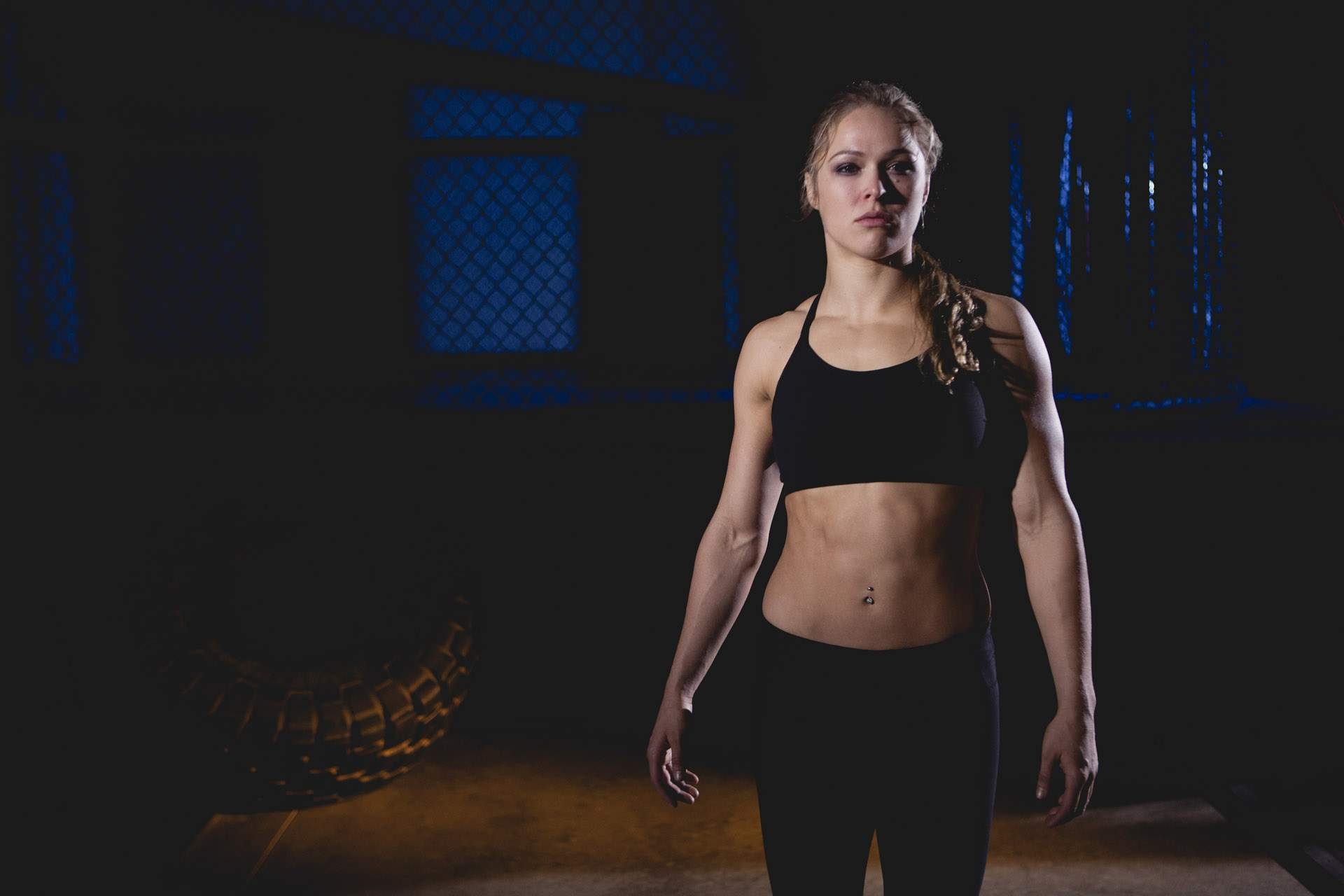 Letter to RONDA ROUSEY
