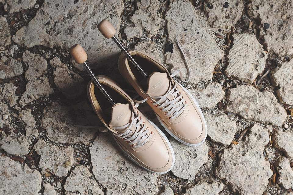 RONNIE FIEG x FILLING PIECES – Part 2