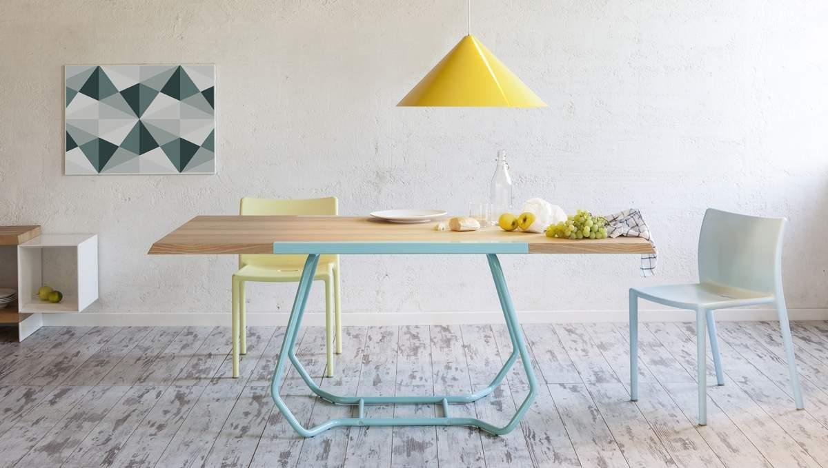 Table DUALE par FORMABILIO x Luca BINAGLIA