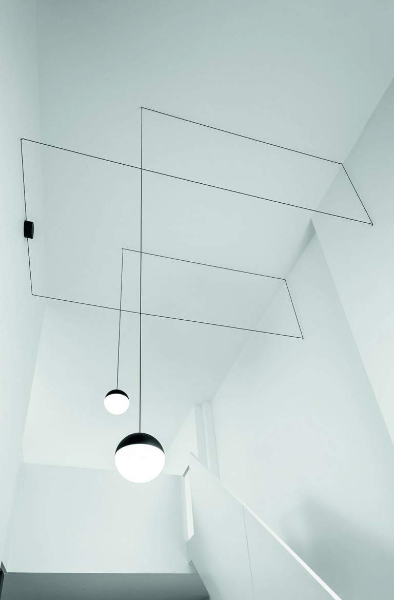 String Light Frank Huelsboemer