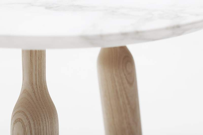 Table basse NINNA by Carlo CONTIN x ADENTRO