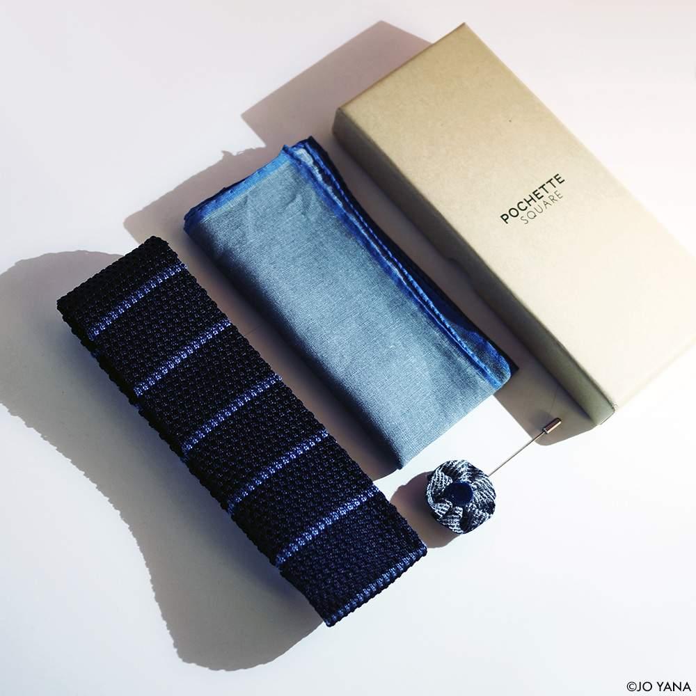 Gift Guide – Pack POCHETTE SQUARE