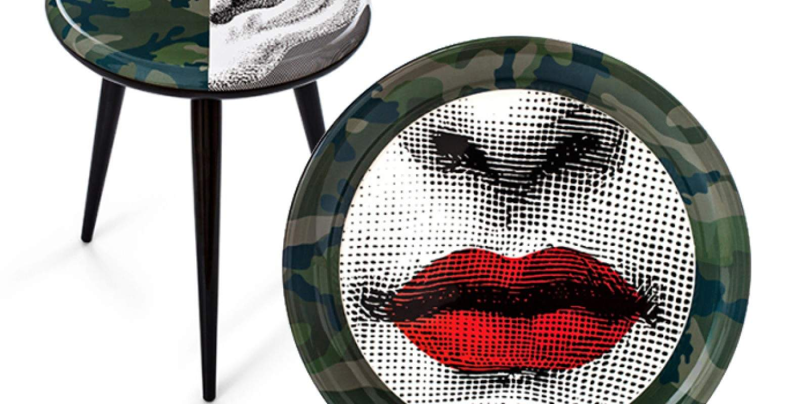 fornasetti x valentino limited edition objects collection deco design. Black Bedroom Furniture Sets. Home Design Ideas