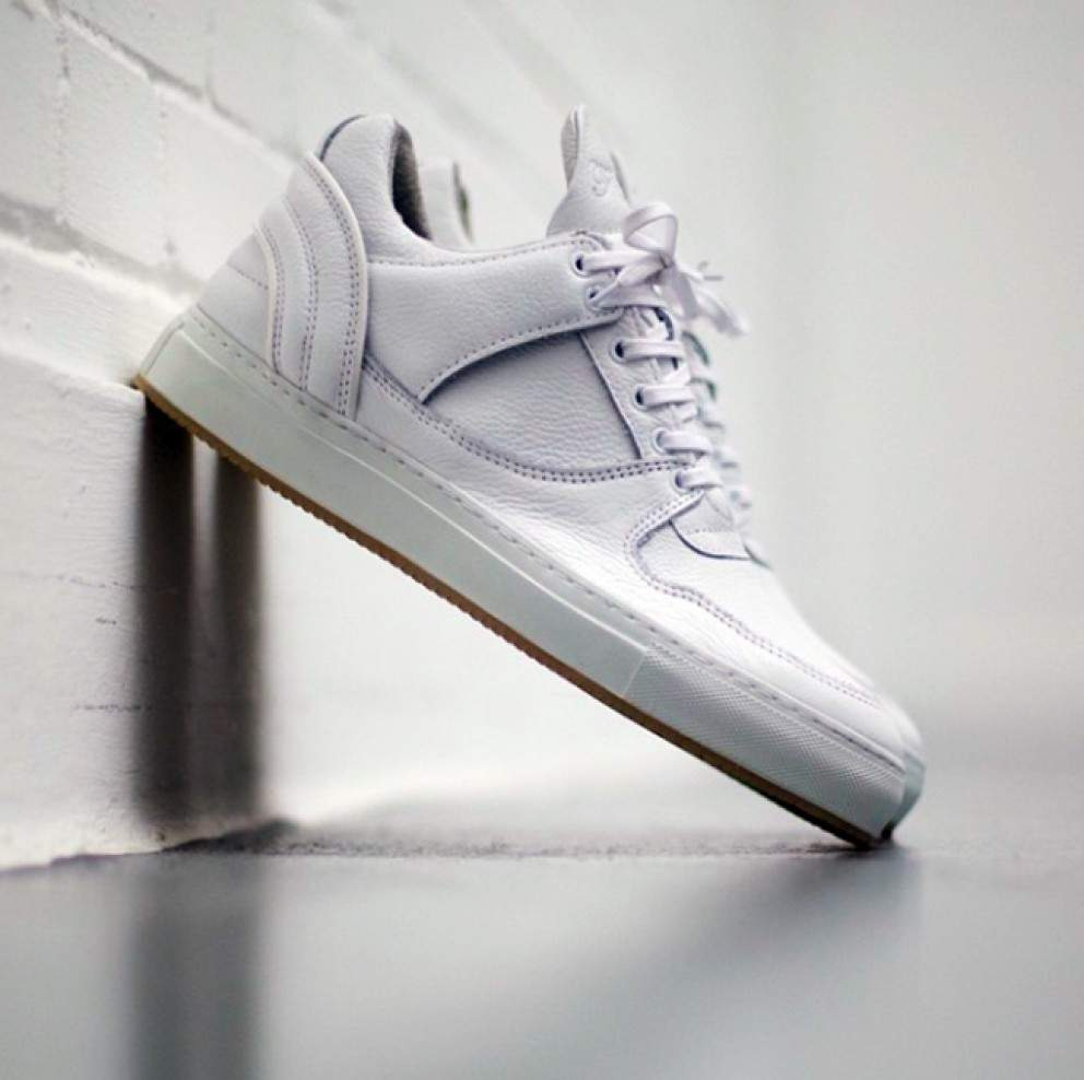filling pieces The Low Top Transformed White, part of the 5 Year .39