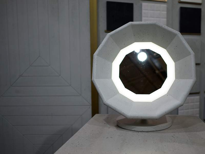 one piece par concrete lcda x matali crasset mo15 deco design. Black Bedroom Furniture Sets. Home Design Ideas