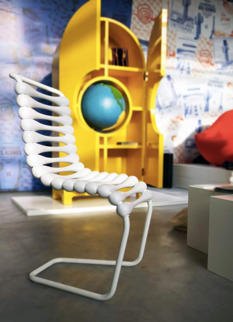 Chaise BOUNCE par GUFRAM x Karim RASHID – MO15