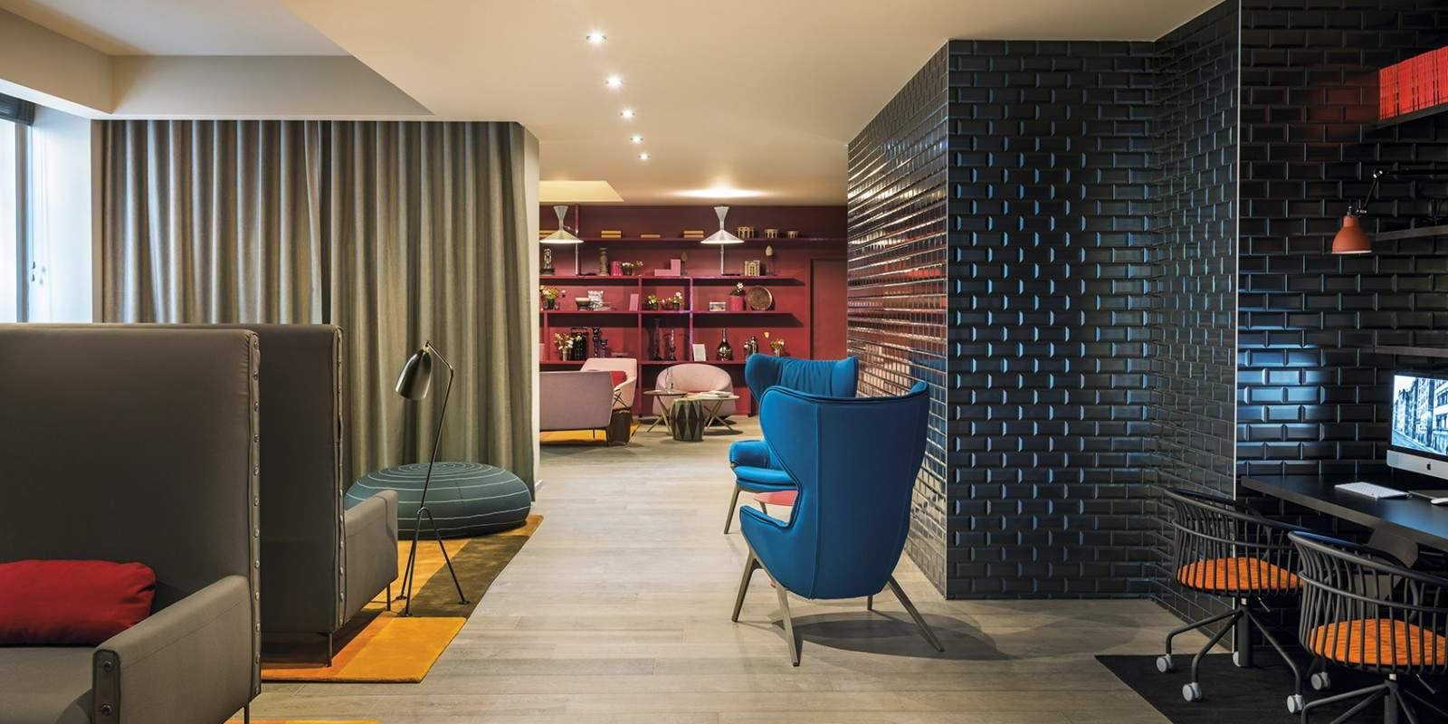 H tel design lyon okko hotels deco design for Lyon hotel design