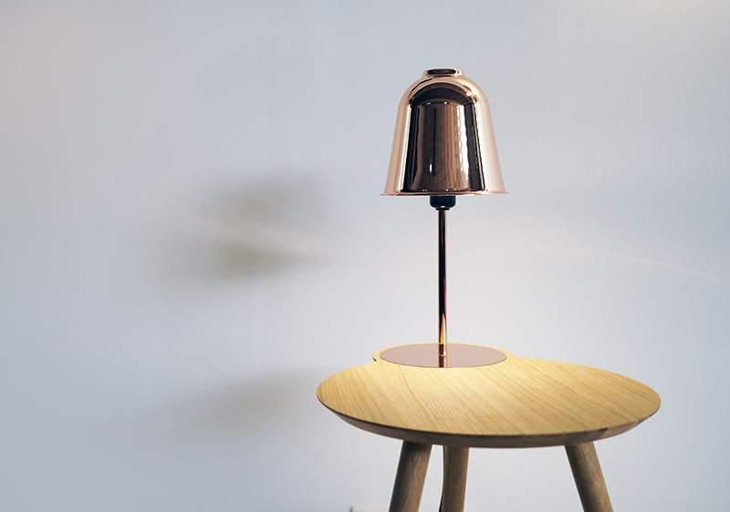 MAJORDOME Chevet+Lampe – Concours CINNA – #MO15