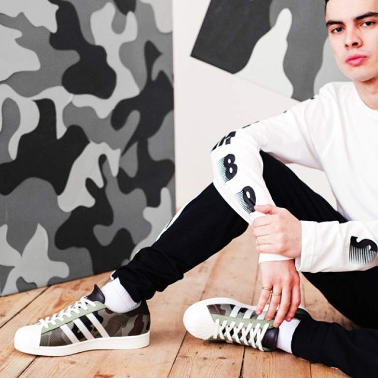 ADIDAS ORIGINALS SUPERSTAR CAMO PACK