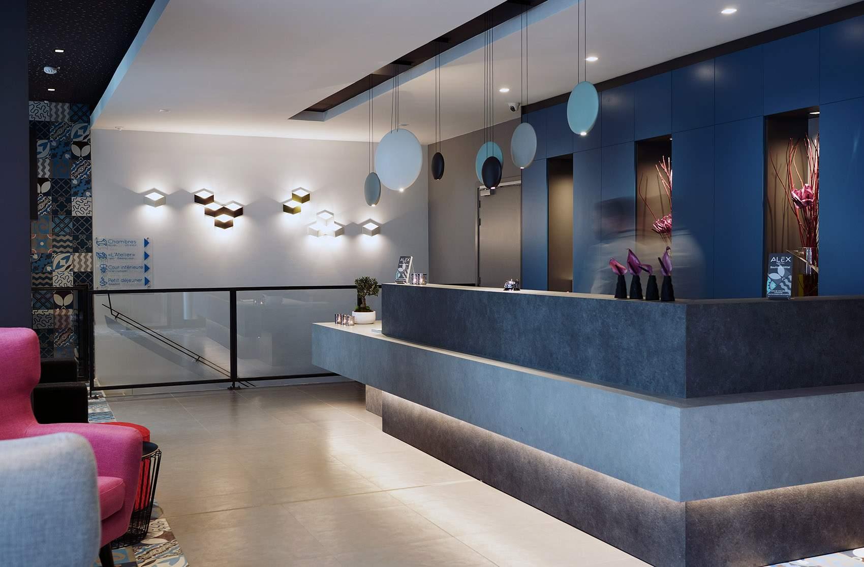 Hôtel design Marseille –ALEX HOTEL
