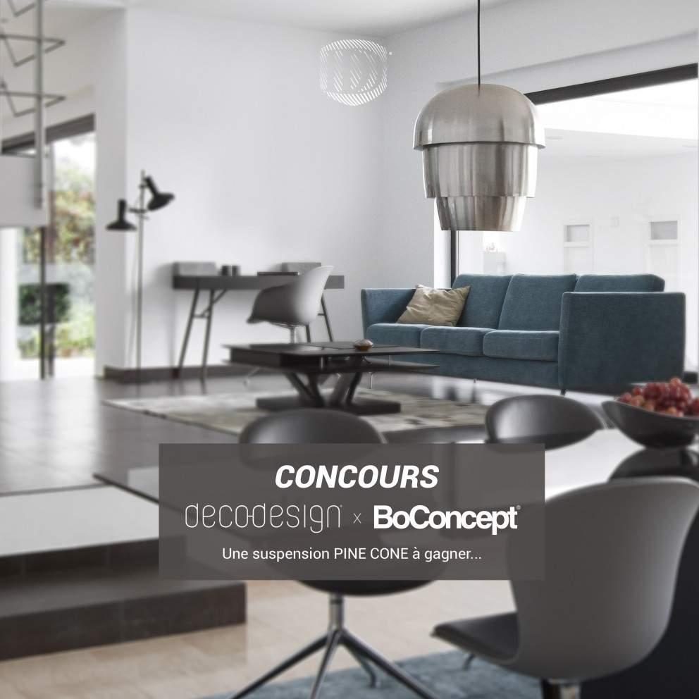 CONCOURS BOCONCEPT
