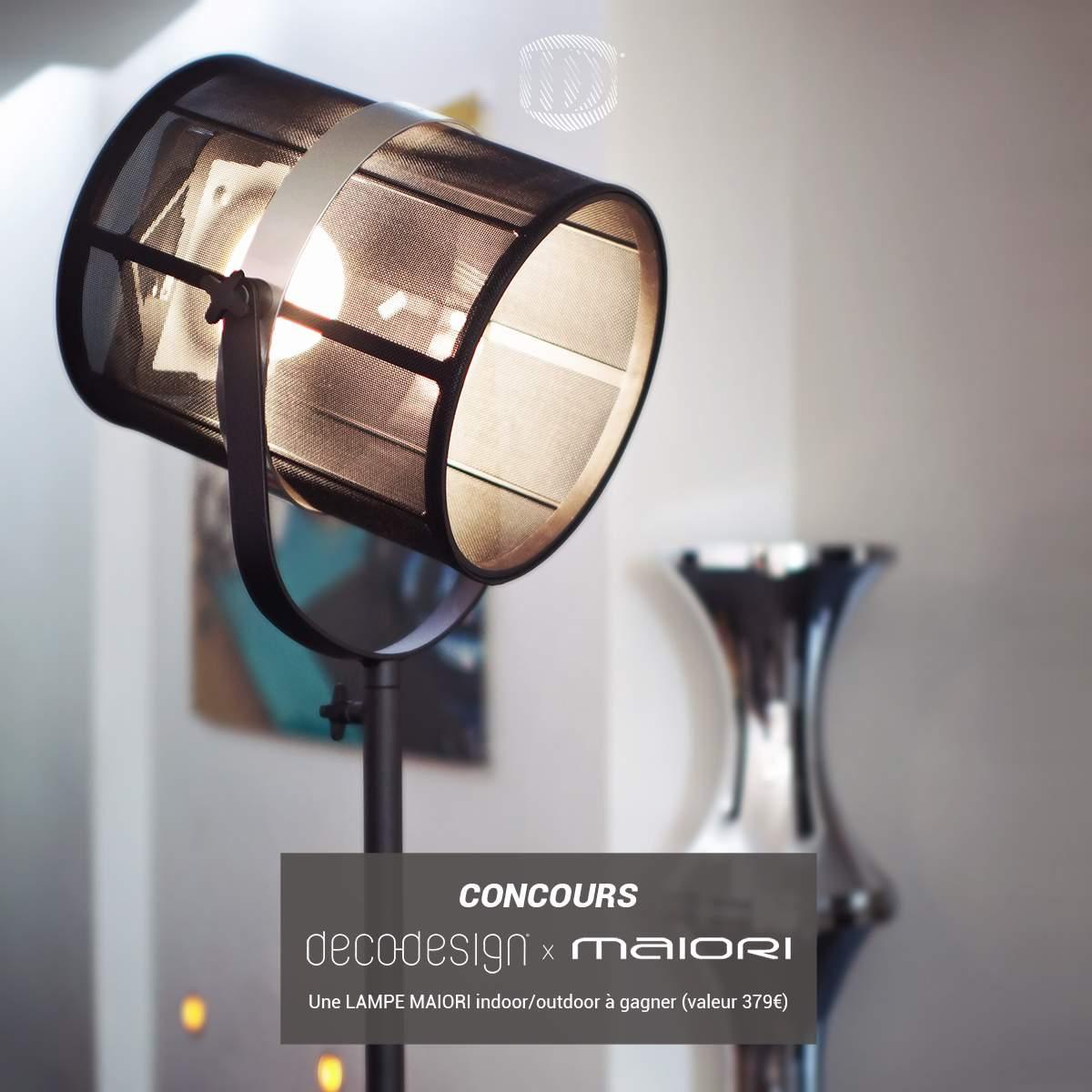 CONCOURS : Maiori x Deco-Design