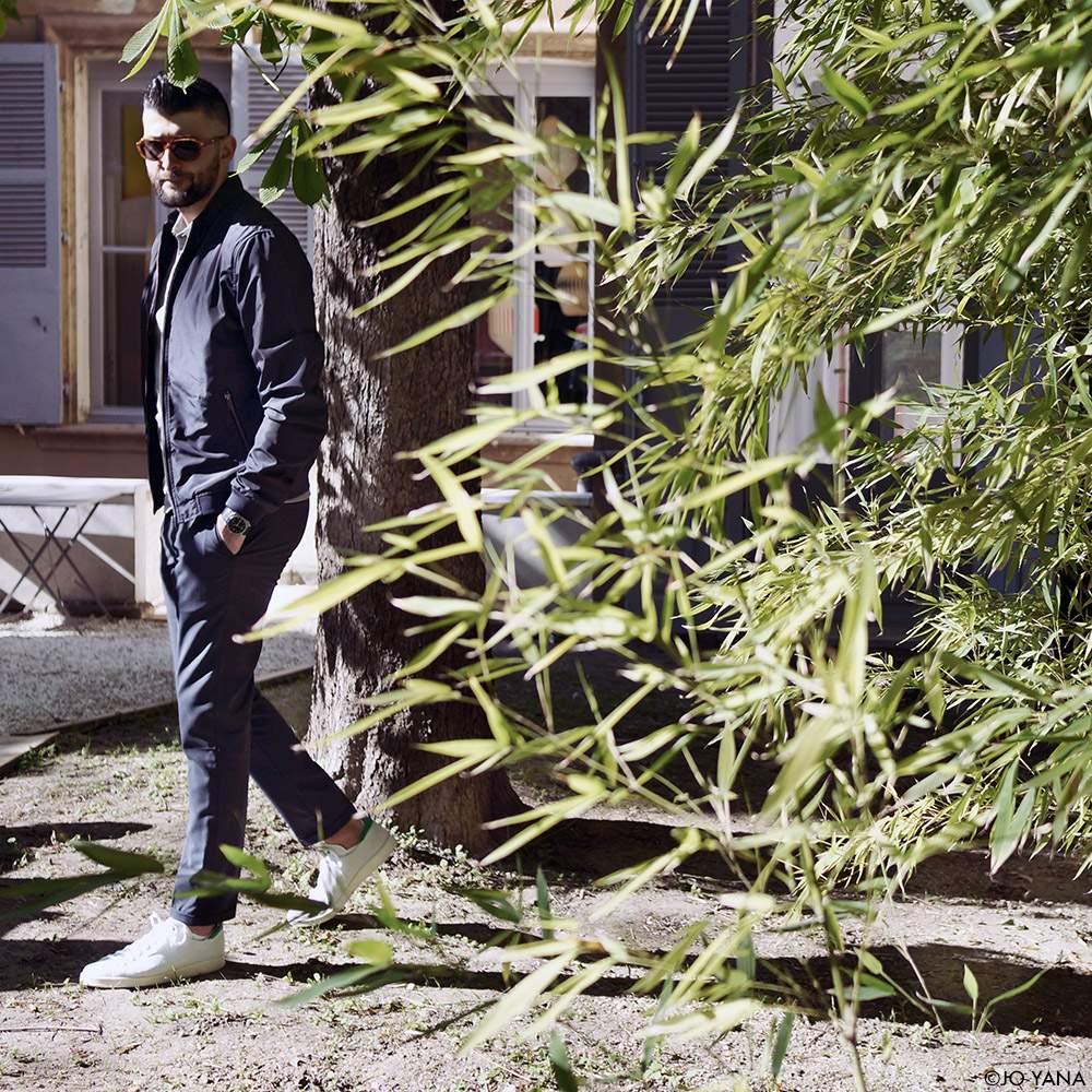 Ikks au jardin montgrand jo yana blog mode homme for Jardin montgrand
