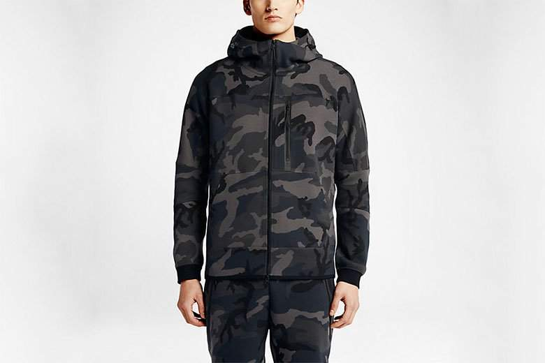 NIKELAB TECH FLEECE Camo Collection