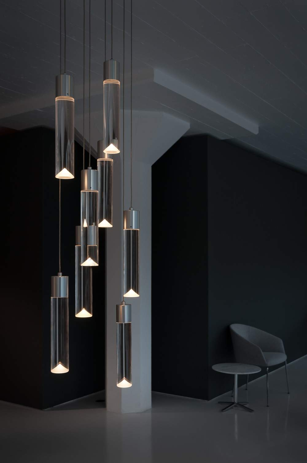 Lustre LED P28 par Archilume x Saleem KHATTAK