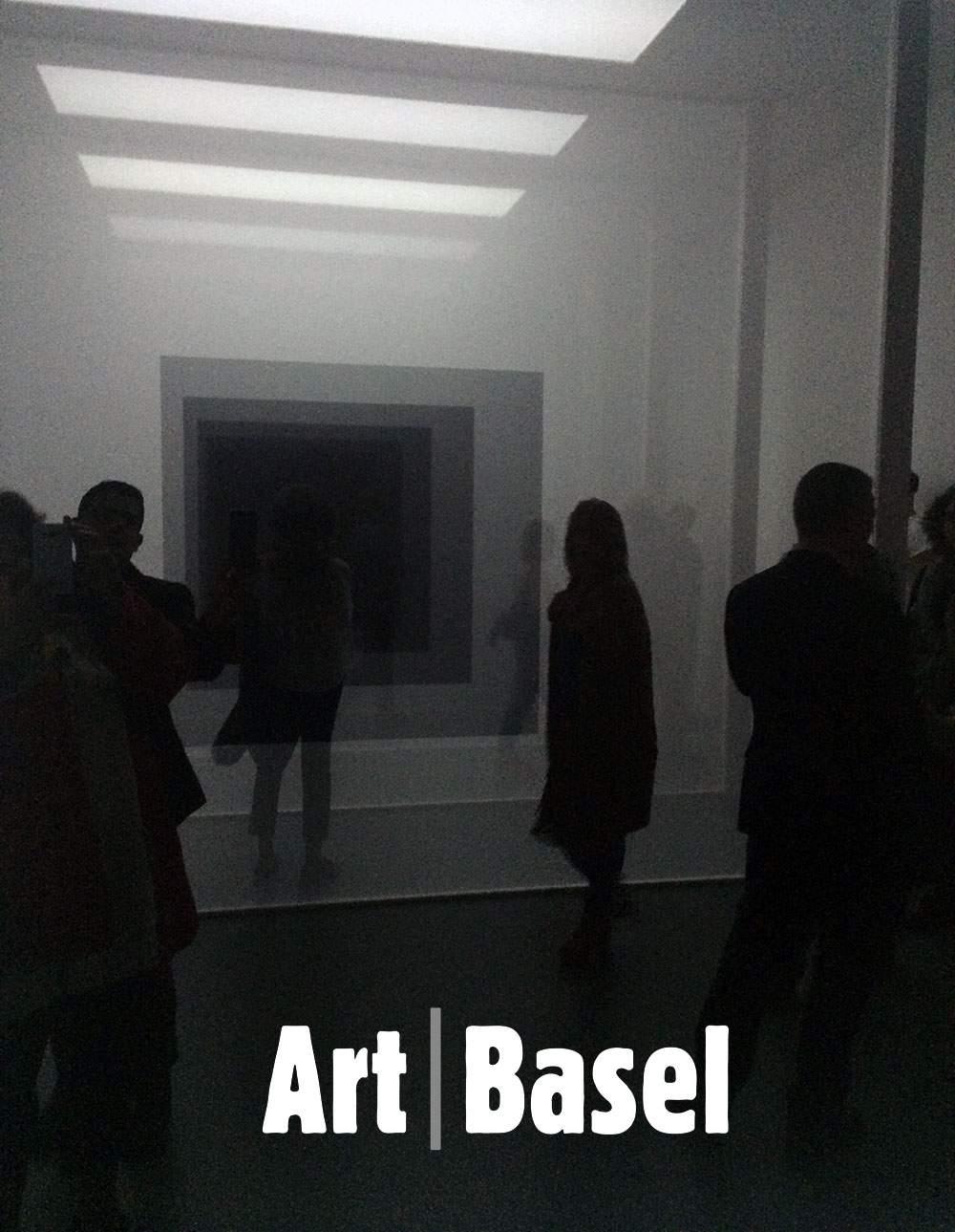 ART BASEL 2015 – Bâle –