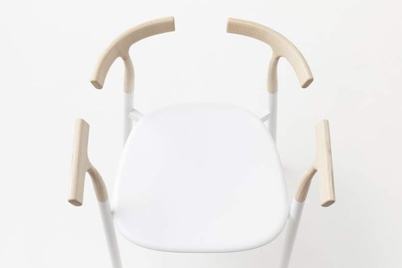 Chaise TWIG par ALIAS x NENDO