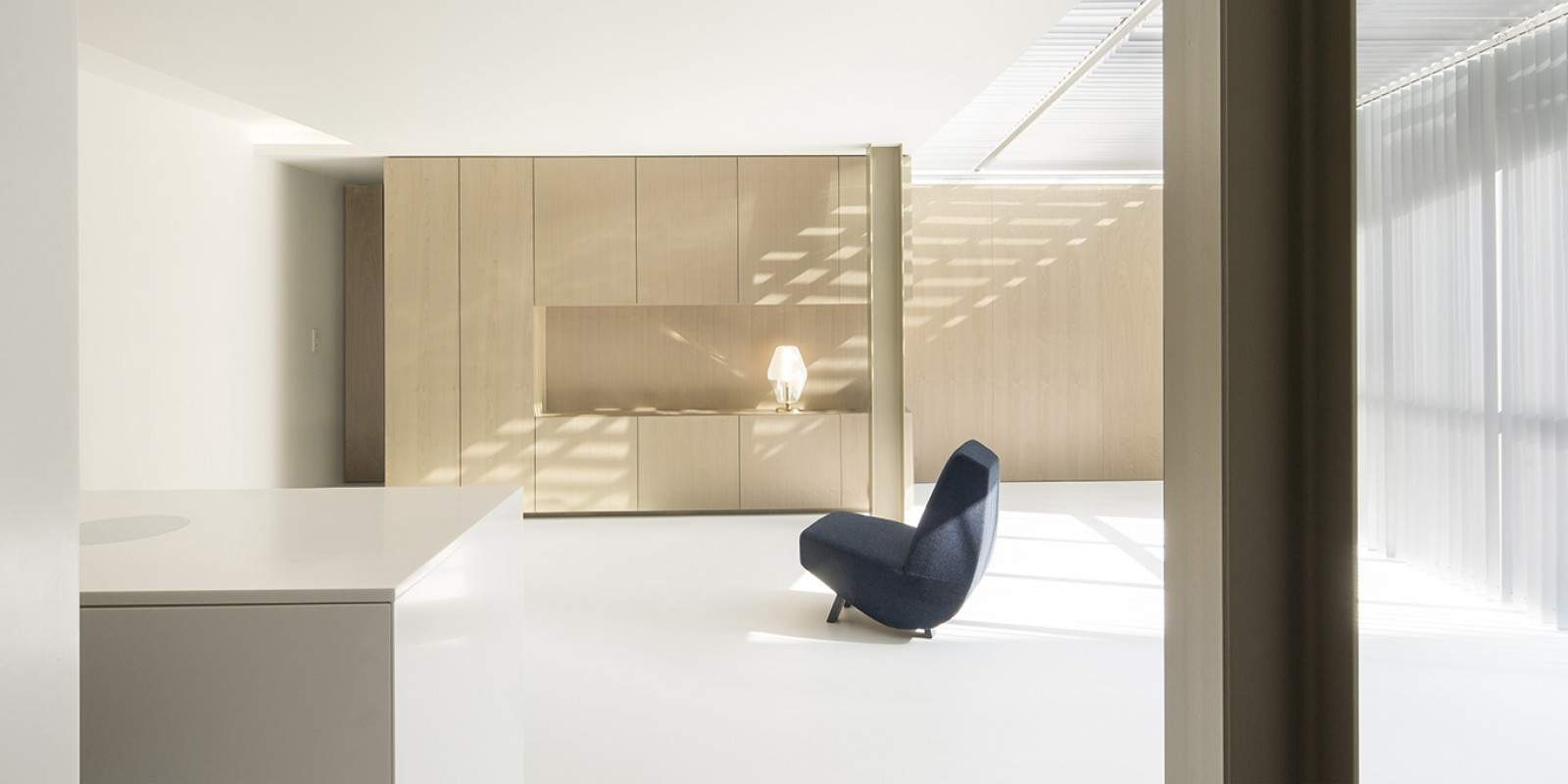 Appartement a par regis botta deco design for Appartement design homme