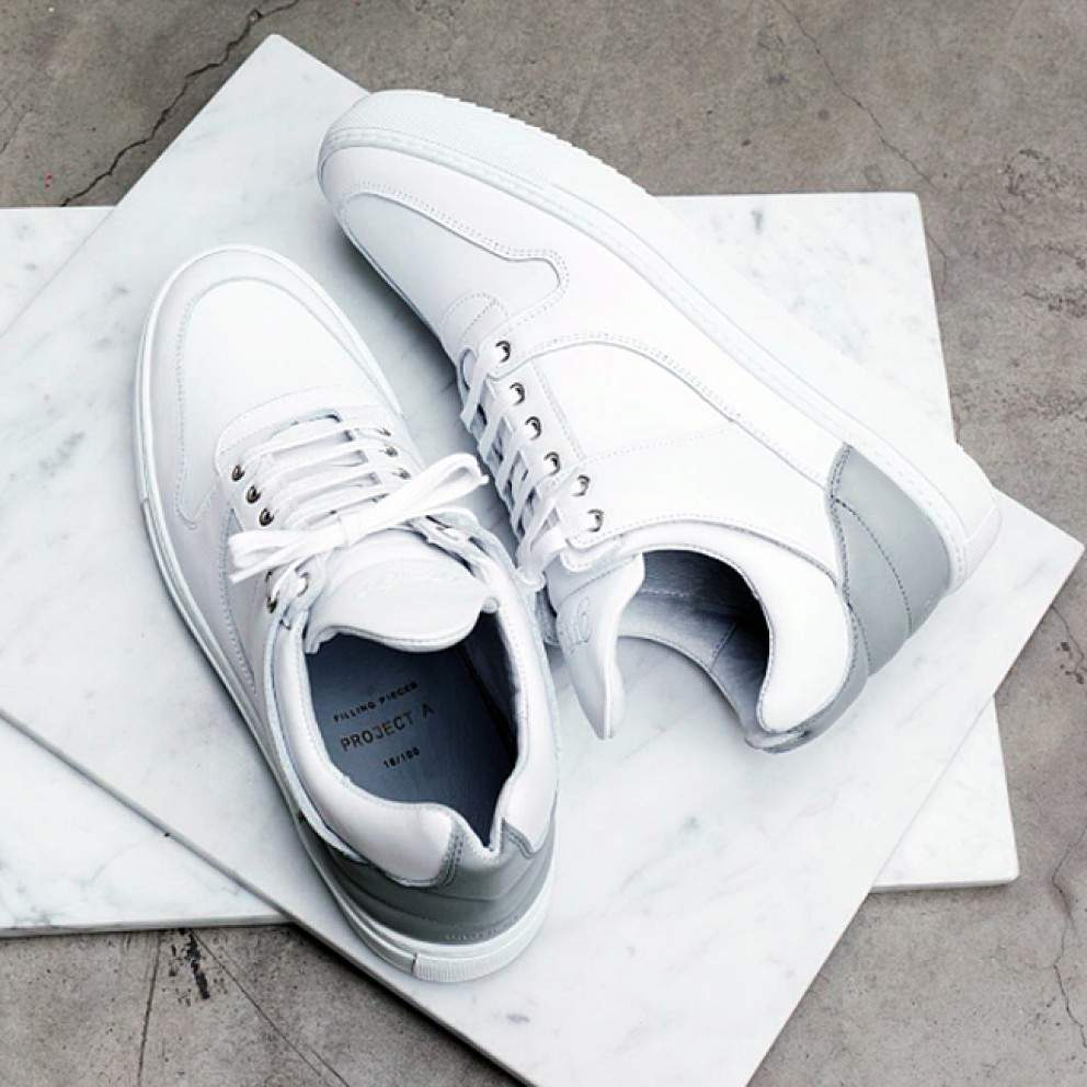 PROJECT A FILLING PIECES