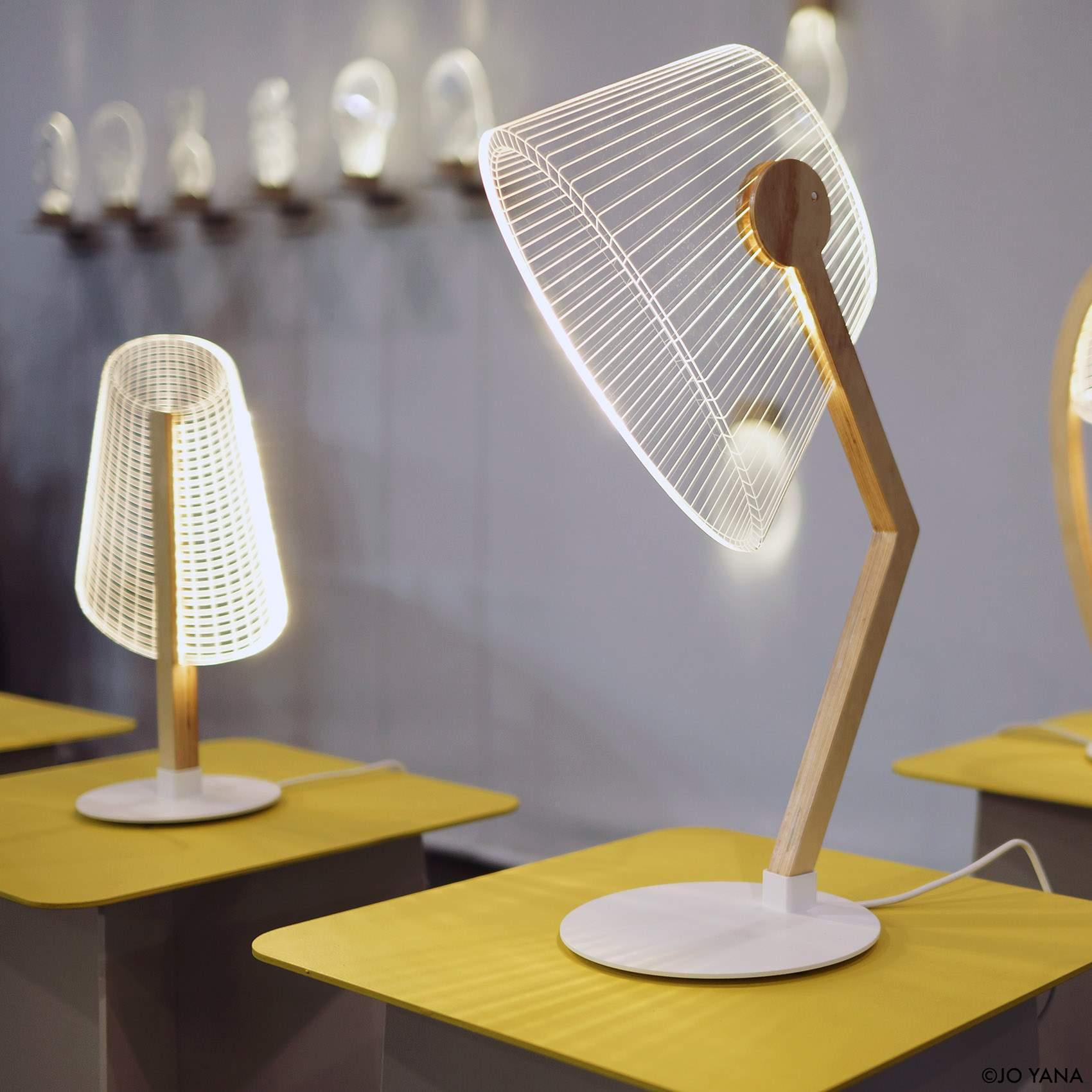 Lampes BULBING par le Studio CHEHA