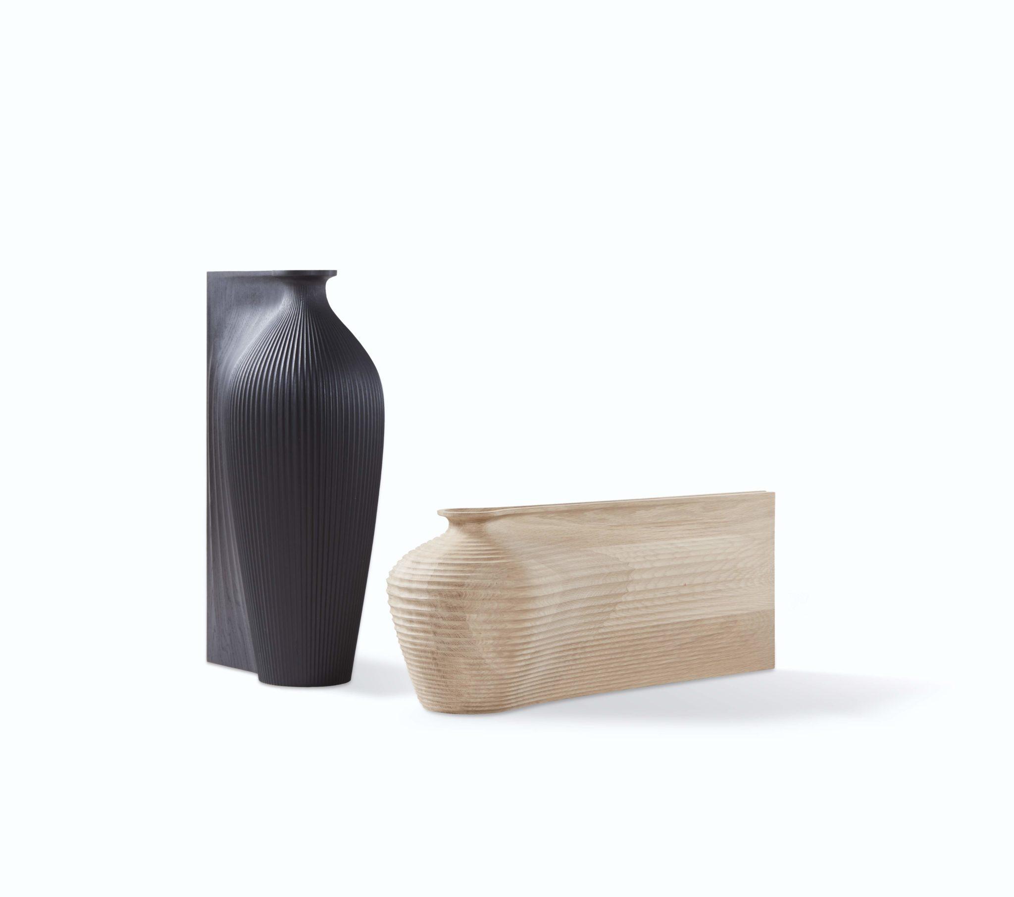 100% DESIGN – Vases VE-SEL par Gareth NEAL