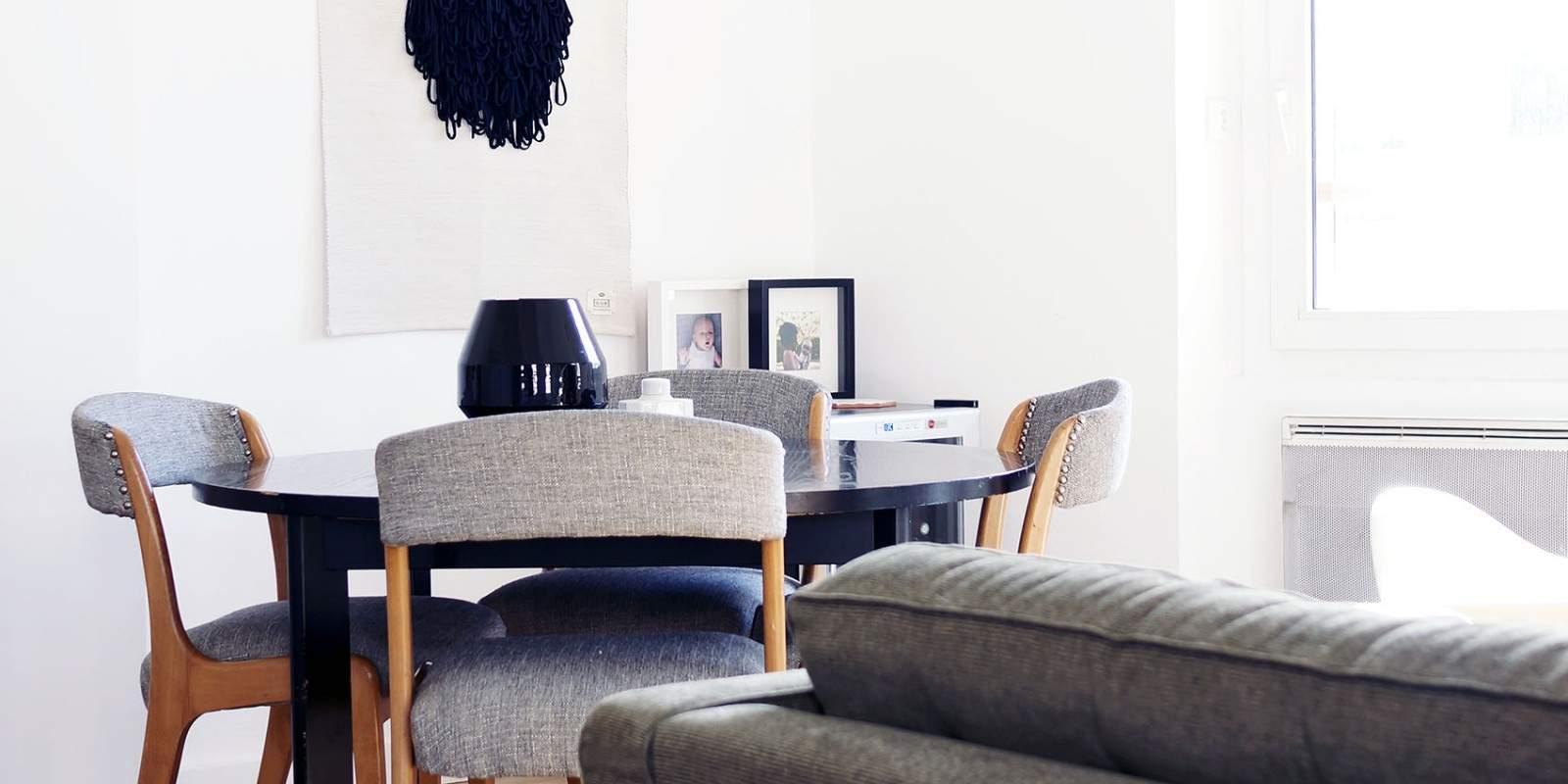 The Designer MARGAUX KELLER at home | JO YANA