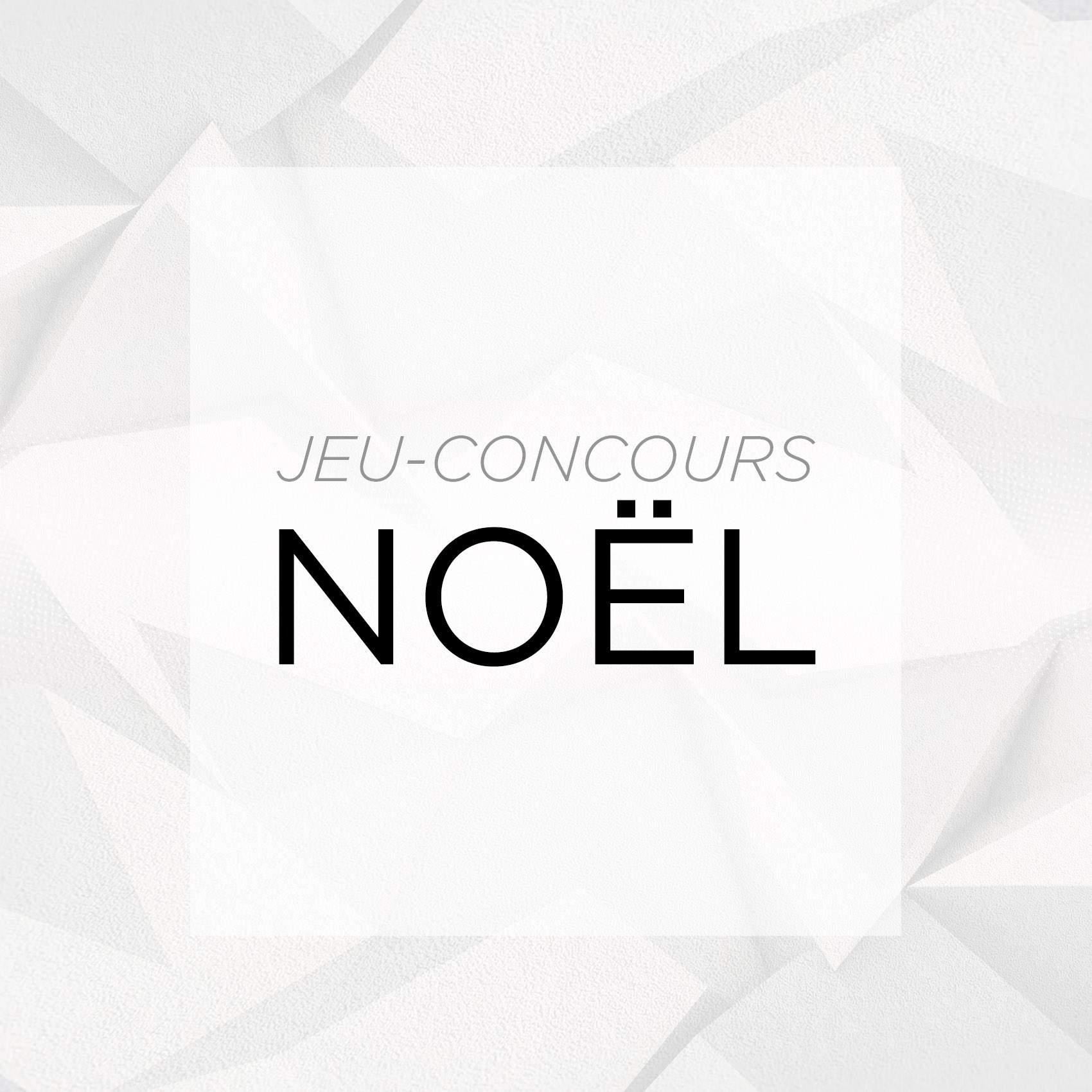 JEU-CONCOURS – NOËL 2015