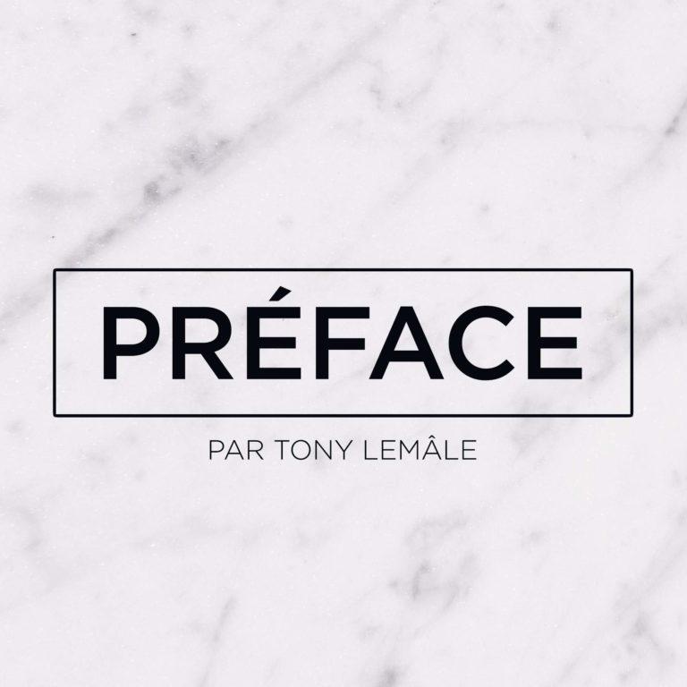 PREFACE TONY LEMALE