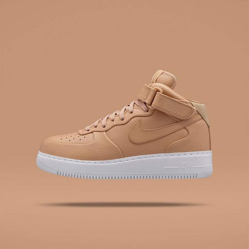 BLOG NikeLab Air Force 1 Mid Tan BLOG SNEAKERS 3