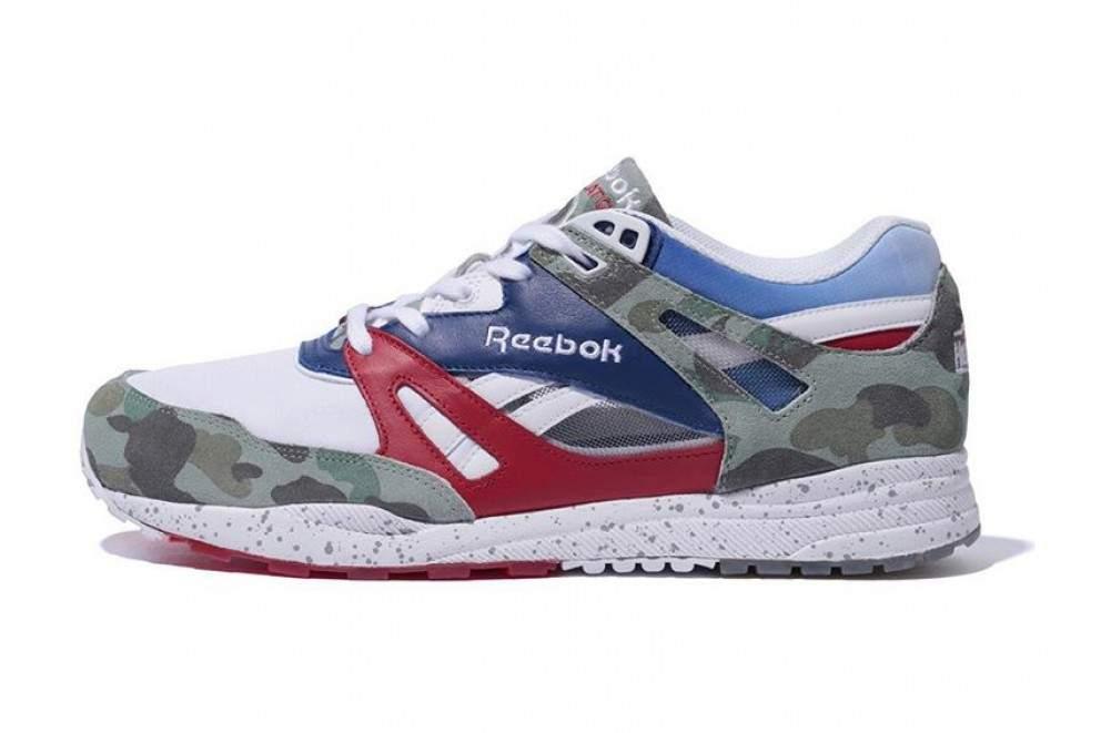 Reebok VENTILATOR x BATHING APE® x mita sneakers