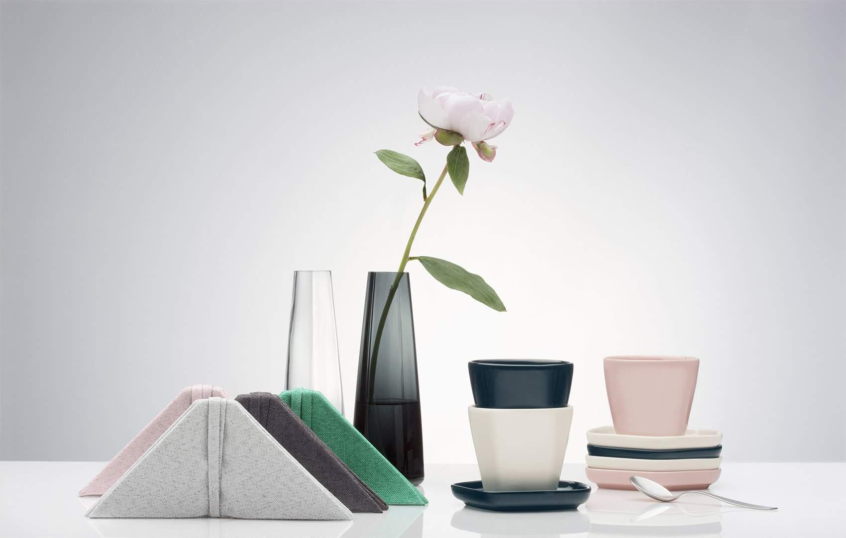 Collection Iittala x Issey Miyake