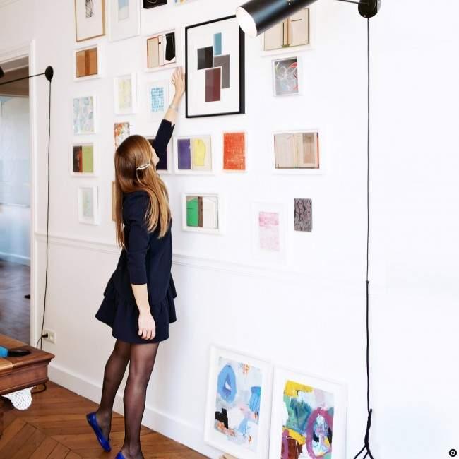 ZEUXIS – Appartement / Galerie d'Art à Paris
