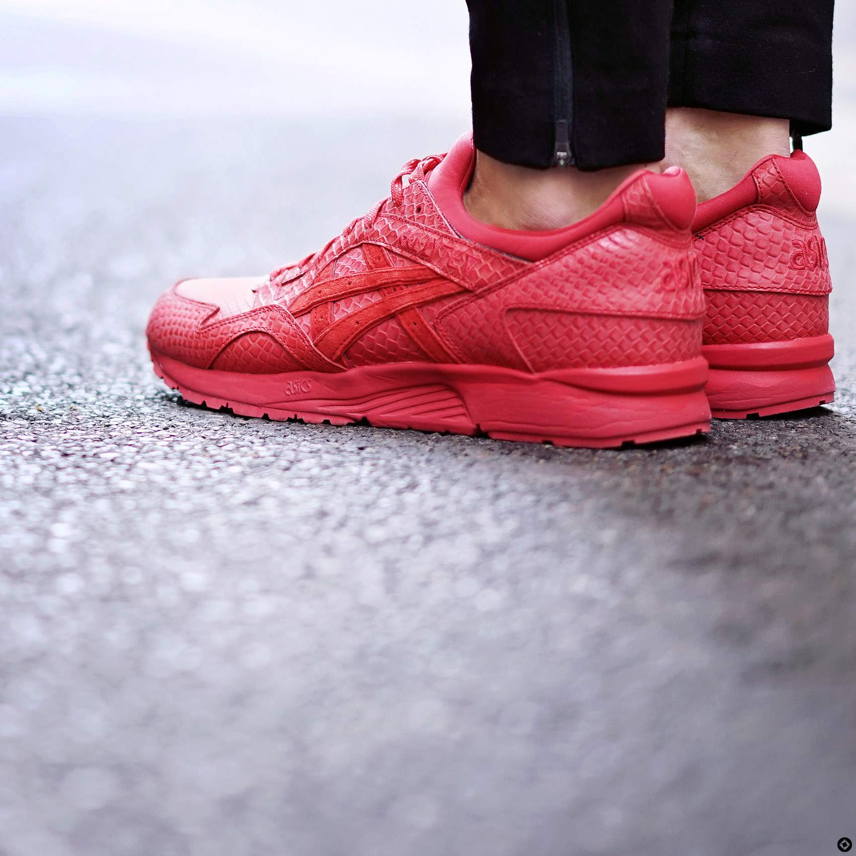 Asics Snake Pack Gel Lyte V Footlocker Exclusive