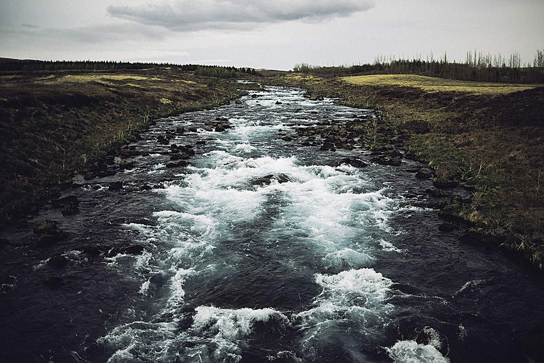 Rivières Islandaise