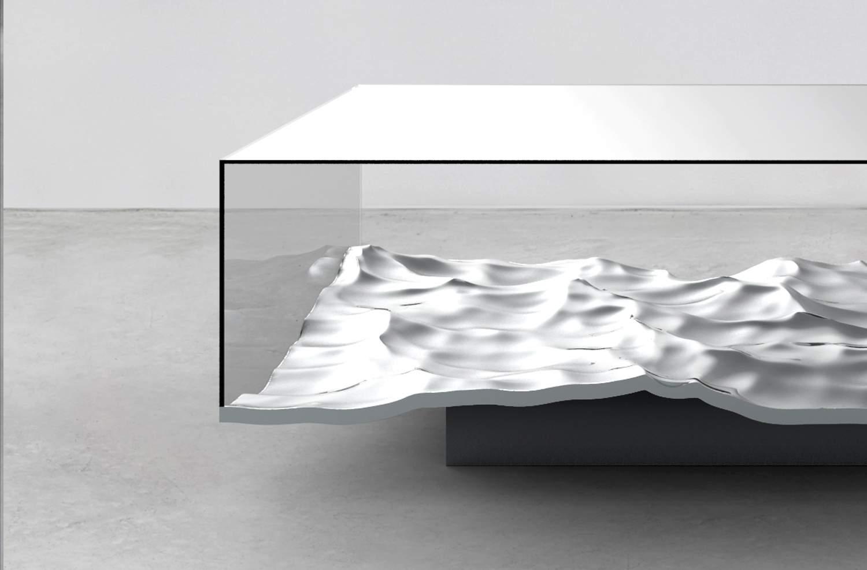 Tables LIQUID – Mathieu LEHANNEUR
