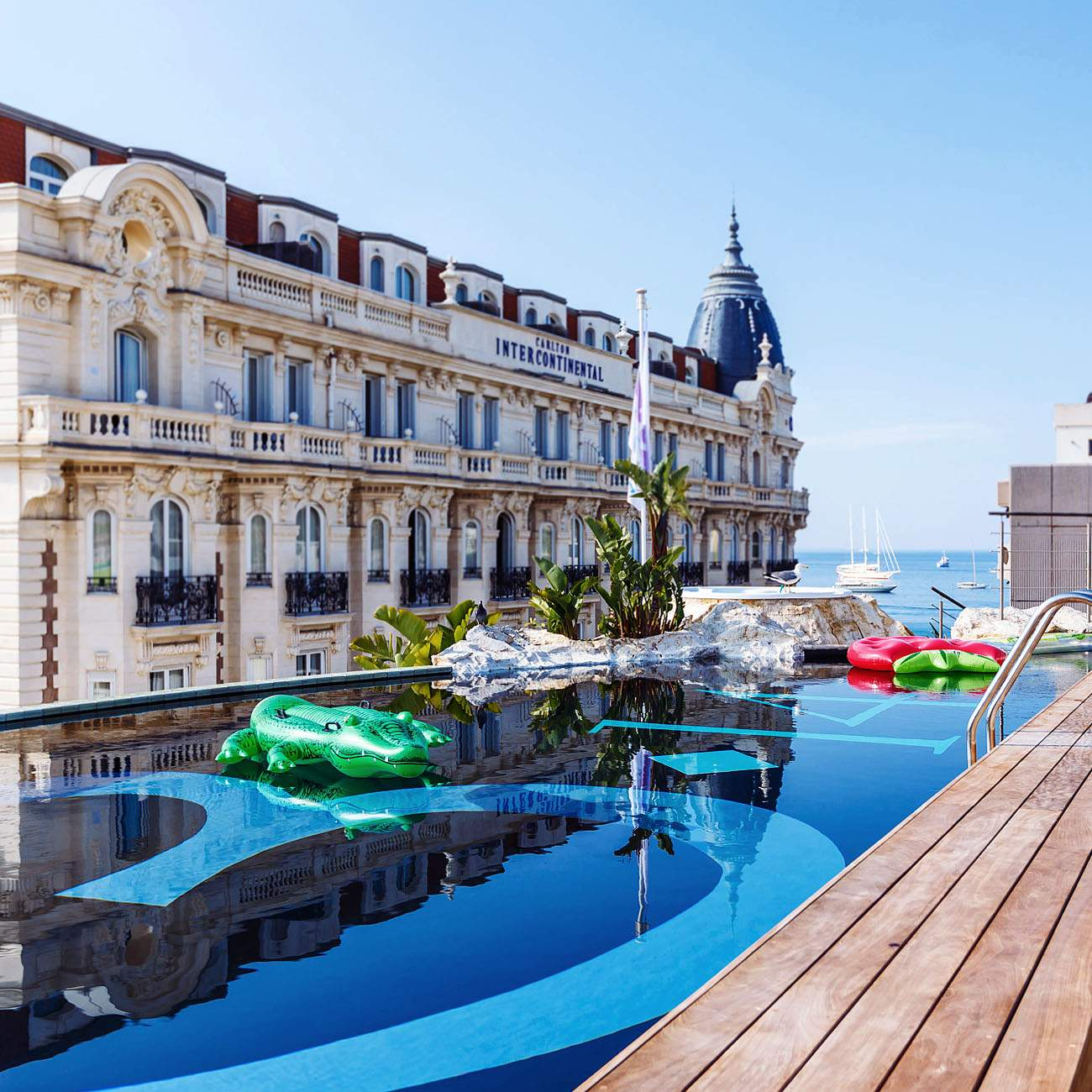 Hotel cannes jo yana for Hotel design blog