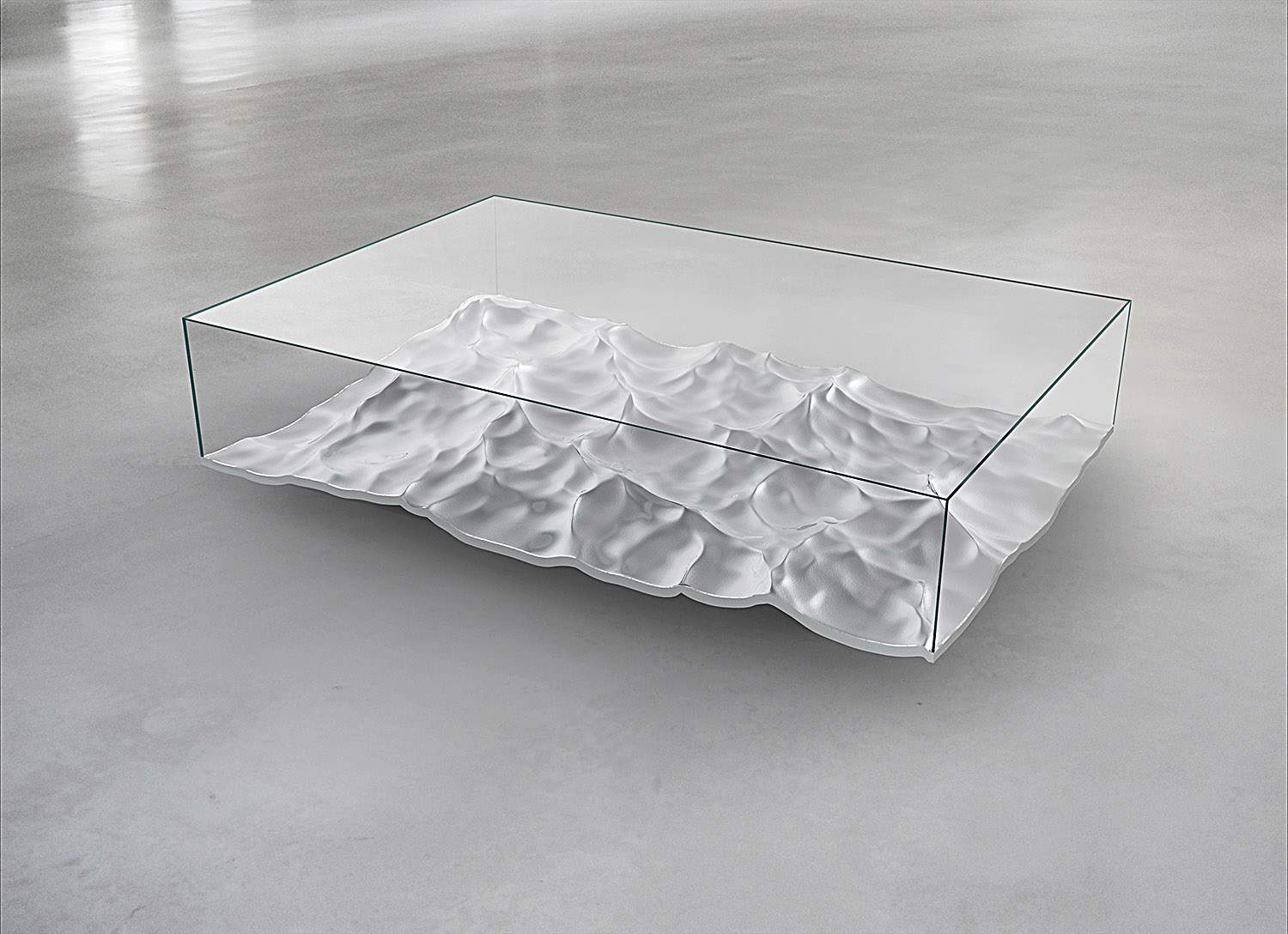Liquid Aluminum Table 01